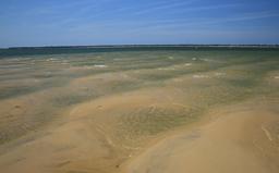Marée montante sur les bancs de sable. Source : http://data.abuledu.org/URI/55bb9317-maree-montante-sur-les-bancs-de-sable