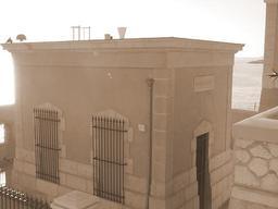 Marégraphe de Marseille. Source : http://data.abuledu.org/URI/50bf6e05-maregraphe-de-marseille