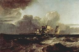 Marine à voile en mer en 1802. Source : http://data.abuledu.org/URI/58b2e77b-marine-a-voile-en-mer-en-1802