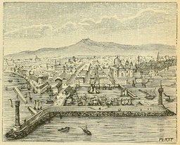 Marseille et ses ports en 1877. Source : http://data.abuledu.org/URI/524dc3f5-marseille-et-ses-ports-en-1877