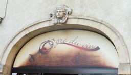Mascaron à Dijon. Source : http://data.abuledu.org/URI/59269505-mascaron-a-dijon