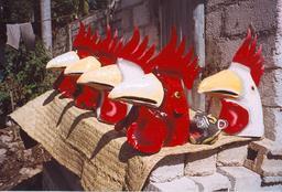 Masques de Mardi Gras. Source : http://data.abuledu.org/URI/518fd167-masques-de-mardi-gras