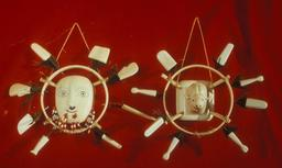 Masques en ivoire de morse esquimos. Source : http://data.abuledu.org/URI/52b21637-masques-en-ivoire-de-morse-esquimos