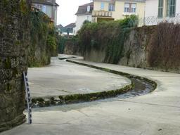 Méandres du Saleys canalisé. Source : http://data.abuledu.org/URI/586622f8-meandres-du-saleys-canalise