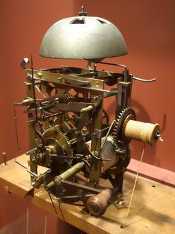 Mécanisme de pendule. Source : http://data.abuledu.org/URI/58604a2e-mecanisme-de-pendule