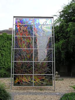 Mémorail des Chambres à Gaz à Budapest. Source : http://data.abuledu.org/URI/51d99bd3-memorail-des-chambres-a-gaz-a-budapest