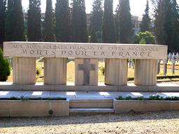 Mémorial de Zeitenlik à Thessalonique. Source : http://data.abuledu.org/URI/5446d4cf-memorial-de-zeitenlik-a-thessalonique