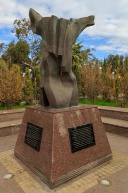 Mémorial du génocide arménien. Source : http://data.abuledu.org/URI/58cdf898-memorial-du-genocide-armenien