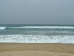 Mer vue de la plage. Source : http://data.abuledu.org/URI/5097908b-mer-vue-de-la-plage
