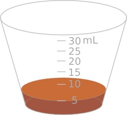 Mesure d'un volume de 5ml. Source : http://data.abuledu.org/URI/530cd224-mesure-d-un-volume-de-5ml