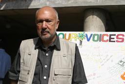 Michael Atchia de l'île Maurice. Source : http://data.abuledu.org/URI/522f00ea-michael-atchia-de-l-ile-maurice