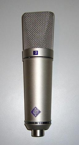 Microphone. Source : http://data.abuledu.org/URI/51546a11-microphone