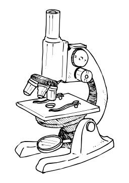 Microscope. Source : http://data.abuledu.org/URI/5026d0b1-microscope
