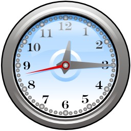 Midi et quart à l'horloge. Source : http://data.abuledu.org/URI/520bf907-midi-et-quart-a-l-horloge