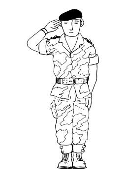Militaire. Source : http://data.abuledu.org/URI/5026d0d5-militaire