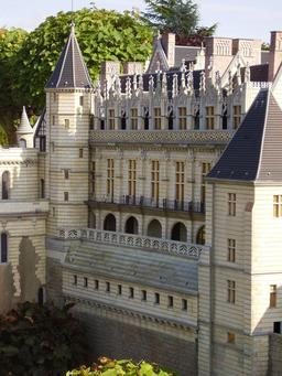 Mini-Château d'Amboise. Source : http://data.abuledu.org/URI/50f021df-mini-chateau-d-amboise