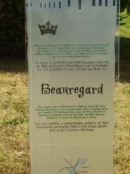 Mini-Château de Beauregard. Source : http://data.abuledu.org/URI/50f0709a-mini-chateau-de-beauregard