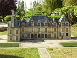 Mini-Château de Beauregard. Source : http://data.abuledu.org/URI/50f07110-mini-chateau-de-beauregard