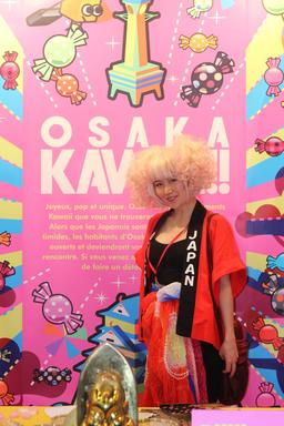 Mode Kawaii à l'Expo 2014. Source : http://data.abuledu.org/URI/59365b25-mode-kawaii-a-l-expo-2014