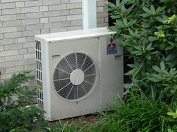 Modèle externe d'un climatiseur à air. Source : http://data.abuledu.org/URI/528fd7d4-module-externe-d-un-climatiseur-a-air