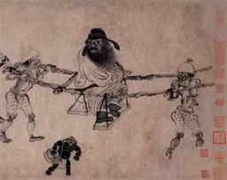 Mois des fantômes en Chine. Source : http://data.abuledu.org/URI/52757e24-mois-des-fantomes-en-chine