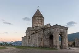 Monastère de Tatev en Arménie. Source : http://data.abuledu.org/URI/595bf92b-monastere-de-tatev-en-armenie