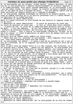 Monsieur le Sous-Préfet aux champs. Source : http://data.abuledu.org/URI/51c9ac56-monsieur-le-sous-prefet-aux-champs