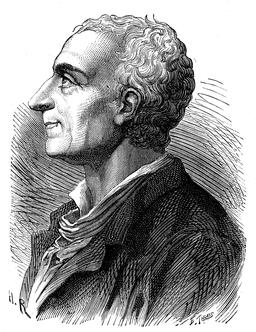 Montesquieu. Source : http://data.abuledu.org/URI/51895d42-montesquieu