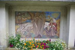 Monument aux Morts de Châtillon-sur-Indre. Source : http://data.abuledu.org/URI/543edc39-monument-aux-morts-de-chatillon-sur-indre
