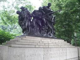 Monument commémoratif de la bataille de la Ligne Hindenburg. Source : http://data.abuledu.org/URI/54734d56-monument-commemoratif-de-la-bataille-de-la-ligne-hindenburg