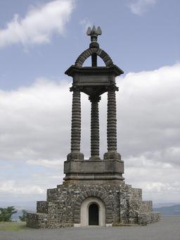 Monument de Gergovie. Source : http://data.abuledu.org/URI/5209cfa5-monument-de-gergovie