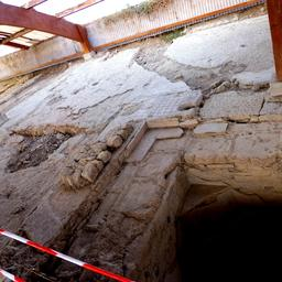 Mosaïques de la villa gallo-romaine de Loupiac-33. Source : http://data.abuledu.org/URI/599aa942-mosaiques-de-la-villa-gallo-romaine-de-loupiac-33