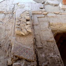 Mosaïques de la villa gallo-romaine de Loupiac-33. Source : http://data.abuledu.org/URI/599aaa15-mosaiques-de-la-villa-gallo-romaine-de-loupiac-33