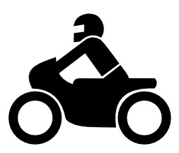 Motocycliste. Source : http://data.abuledu.org/URI/504a1fbc-motocycliste