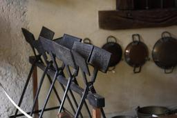 Moules à gaufres. Source : http://data.abuledu.org/URI/54a862c1-moules-a-gauffres