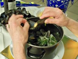 Moules marinières. Source : http://data.abuledu.org/URI/5218af79-moules-marinieres