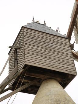 Moulin cavier des Aigremonts à Bléré. Source : http://data.abuledu.org/URI/55dd9998-moulin-cavier-des-aigremonts-a-blere