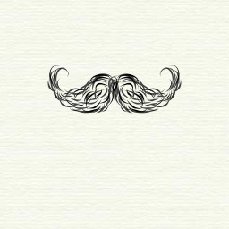 Moustache naturelle. Source : http://data.abuledu.org/URI/503d371b-moustache-naturelle
