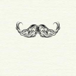 Moustache naturelle. Source : http://data.abuledu.org/URI/503d371b-moustache-naturelle