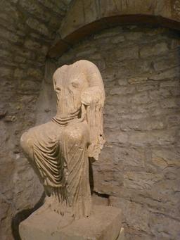 Musée archéologique de Dijon. Source : http://data.abuledu.org/URI/5820b4ba-musee-archeologique-de-dijon