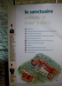 Musée archéologique de Dijon. Source : http://data.abuledu.org/URI/5820c53f-musee-archeologique-de-dijon