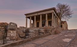 Musée archéologique du château de Sagunto. Source : http://data.abuledu.org/URI/572bb25a-musee-archeologique-du-chateau-de-sagunto