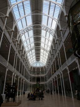 Musée d'Édimbourg. Source : http://data.abuledu.org/URI/55df65d1-musee-d-edimbourg