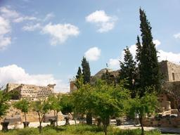 Musée de Beit Russan à Umm Qais en Jordanie. Source : http://data.abuledu.org/URI/547f656c-musee-de-beit-russan-a-umm-qais-en-jordanie