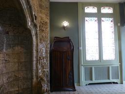 Décoration intérieure au musée de l'école de Nancy. Source : http://data.abuledu.org/URI/5818d26e-musee-de-l-ecole-de-nancy