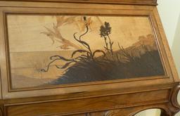 Bureau au musée de l'école de Nancy. Source : http://data.abuledu.org/URI/5818d538-musee-de-l-ecole-de-nancy