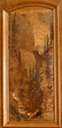 Meuble au musée de l'école de Nancy. Source : http://data.abuledu.org/URI/5818eae6-musee-de-l-ecole-de-nancy