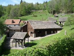 Musée départemental de la Montagne de Haute-Saône. Source : http://data.abuledu.org/URI/54a51731-musee-departemental-de-la-montagne-de-haute-saone