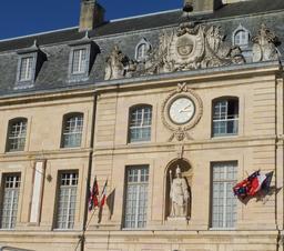 Musée des beaux-arts de Dijon. Source : http://data.abuledu.org/URI/59d6ab11-musee-des-beaux-arts-de-dijon