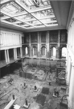 Musée des Beaux-Arts de Lille en chantier. Source : http://data.abuledu.org/URI/585ffc18-musee-des-beaux-arts-de-lille-en-chantier